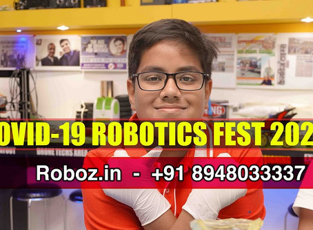The upcoming Robotic Championship in Lucknow by Roboz