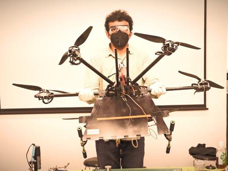 Drones: Coronavirus Crisis Changing Minds about Disruptive Technology