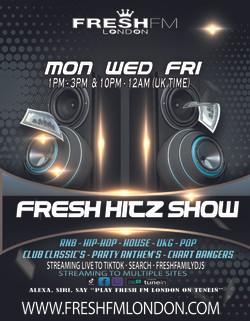 Fresh Hitz Show copy