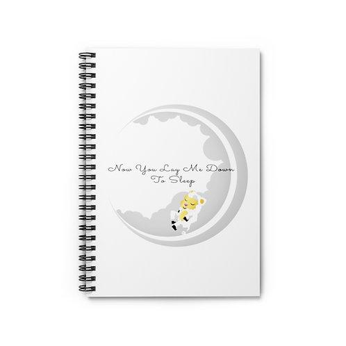 NYLMDTS Spiral Notebook - Ruled Line
