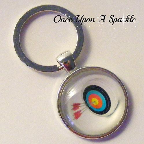 Target Key Ring - No chain