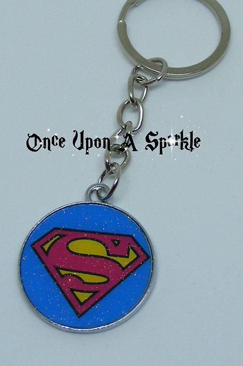 Key Ring Superman