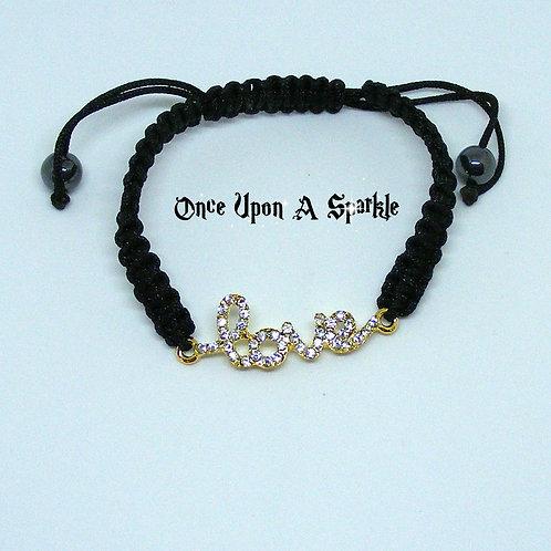 love Shamballa Bracelet