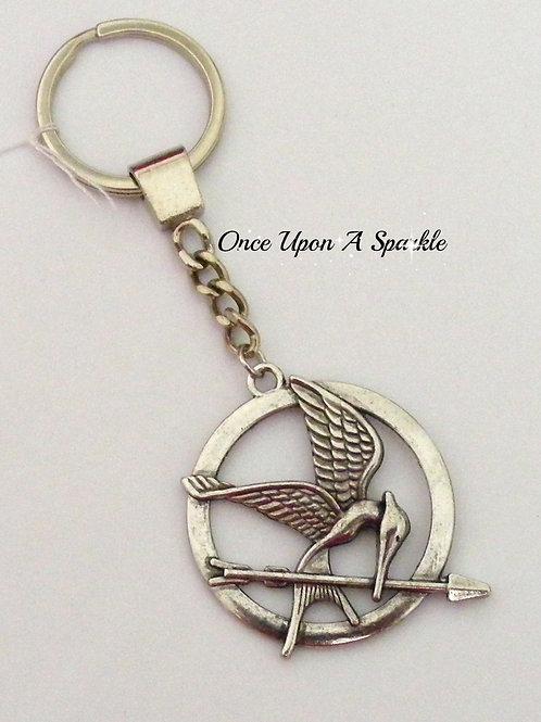 mokinjay bird Hunger Games pendant