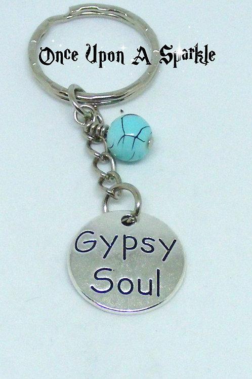 Gypsy Soul with blue