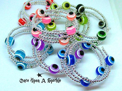 Evil Eye Wrap Bracelets