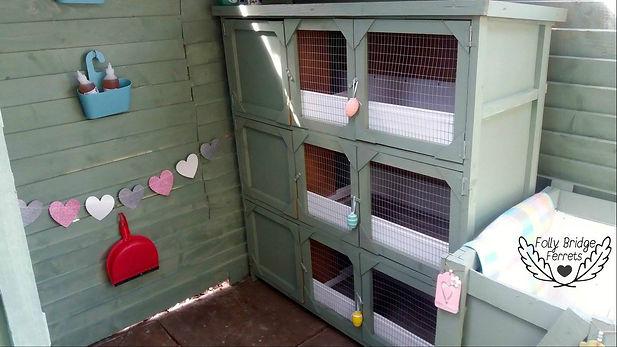 ferret nursery