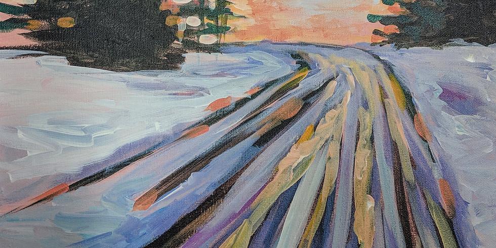 Zimní cesta 28.1.2020