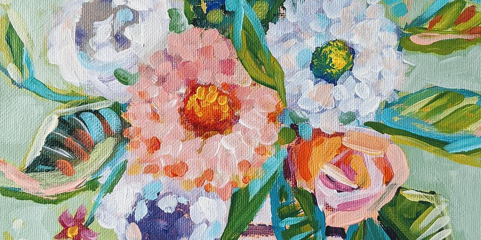 Čerstvé květy 30.6.2020
