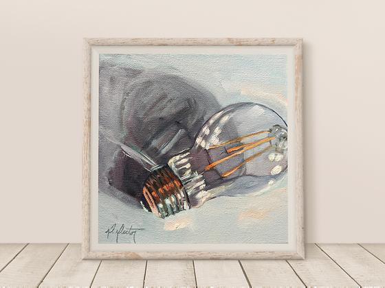 Light(bulb) Moment