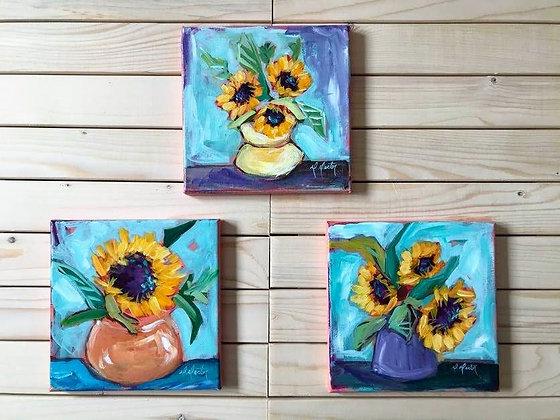 Triplet Blooms