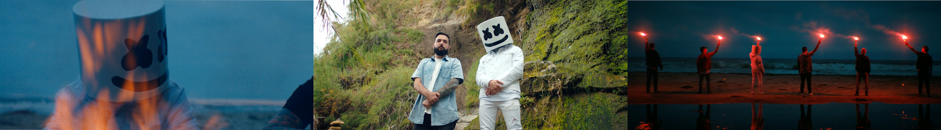 RESCUE ME  -  MARSHMELLO FEAT. A DAY TO REMEMBER