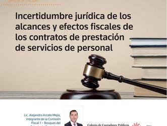 Artículo publicado en la revista Puntos Finos de Abril 2018.
