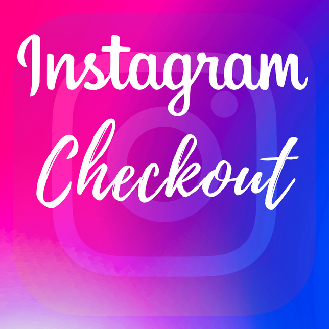 Instagram Business Checkouts