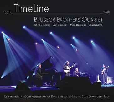 Brubeck Brothers - TimeLine