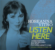 Roseanna Vitro - Listen Here