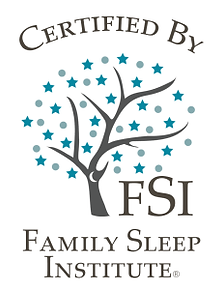 Certified by FSI - The Family Sleep Institute