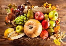 Les fruits et légumes de saison...             Le cresson et la châtaigne...