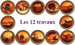 Les 12 travaux d'Hercule...