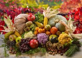 Les fruits et légumes de saison : Le navet et la clémentine....
