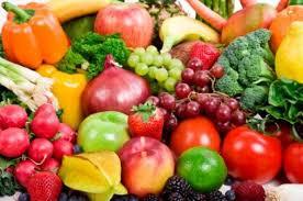 Les fruits et légumes de saison...             Les blettes et le raisin
