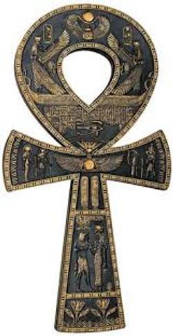 L'Ankh : croix de vie