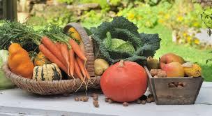 Les fruits et légumes de saison...L'épinard et la banane...