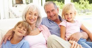 La parentalité ...école de la vie...            Les grands-parents