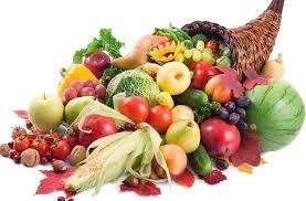 Les fruits et légumes de saison...             La mûre et le concombre...