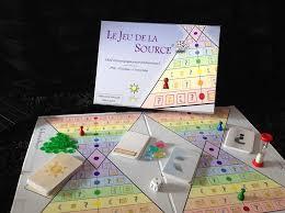 Ma boîte à outils thérapeutiques...             Le jeu de la Source