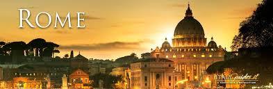 Rome, un voyage pas comme les autres...jour 1