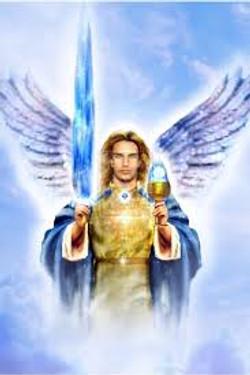 L' Archange Michael et son épée