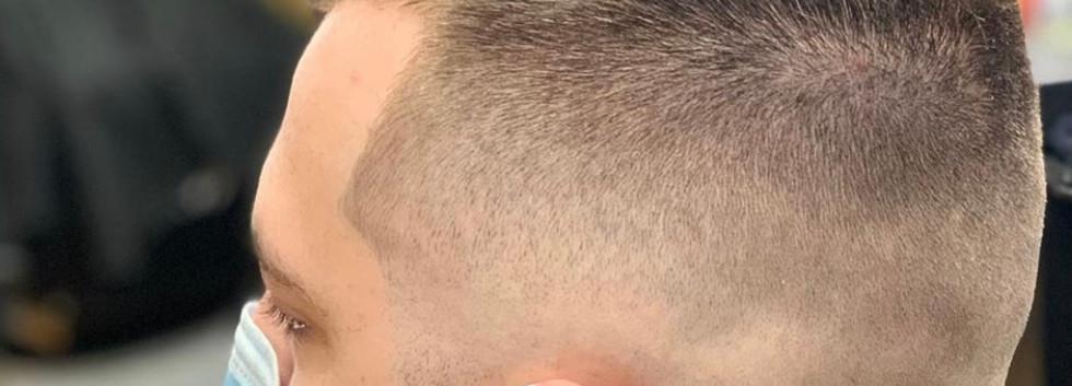 Bald Fade