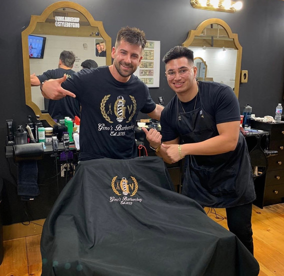 Gino & Client