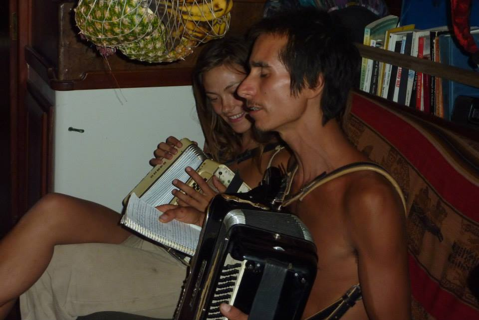 accordeon lesson