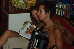 accordeon lesson