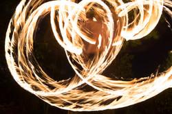 Fire dance!