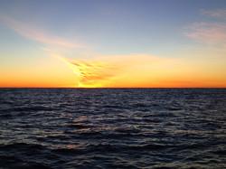 Phenix ascension sunset