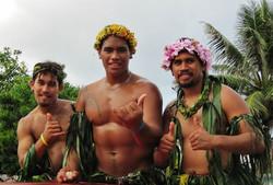 polynesian boys