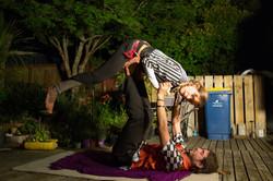 acrobalance acting