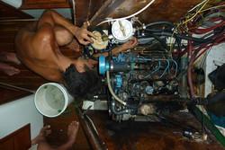 filter change maintenance