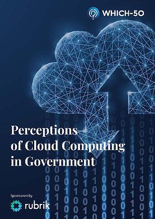 Rubrik - Perceptions of Cloud Computing