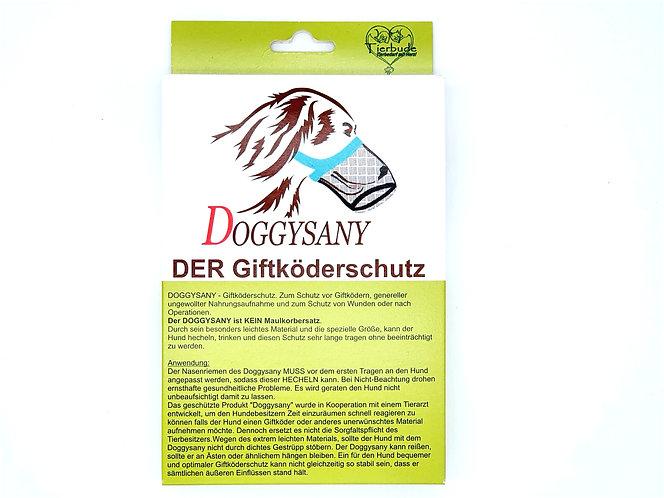 Doggysany Giftköderschutz Gr. 2 (XS)