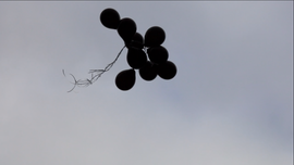 'The Black Balloons' 2018
