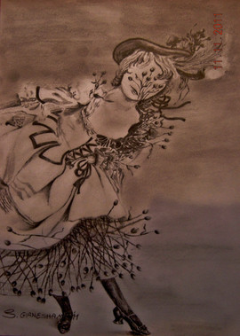 'Dry Leaves'
