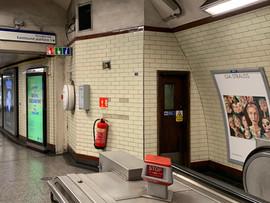 Hyde Park Corner underground station