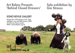 Solo Exhibition Soho