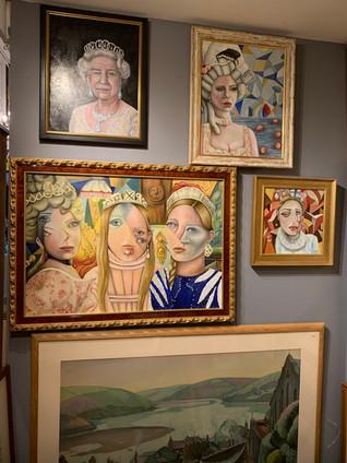Hampstead gallery