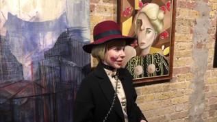 London live Interview artist talk 2019