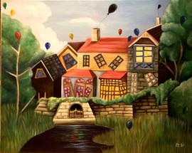 'The Lockdown House'